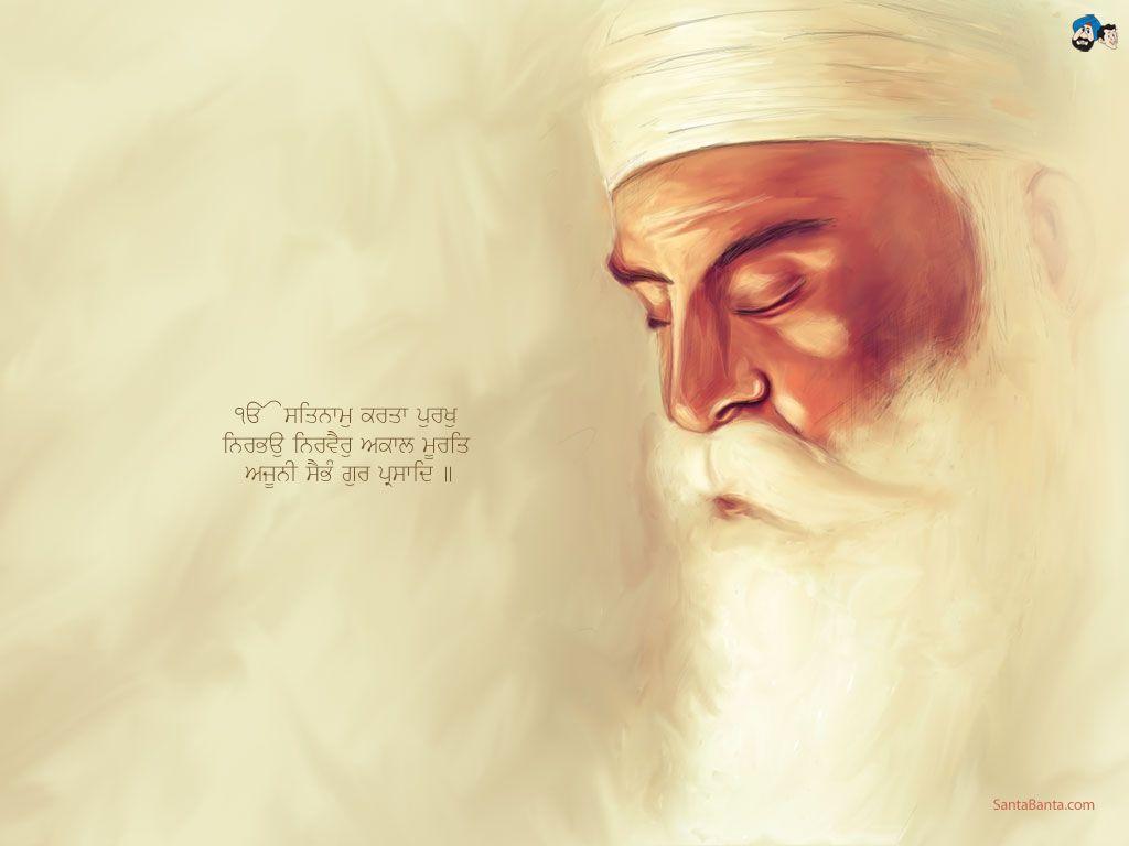 Guru Nanak Dev Ji HD Wallpapers Photos