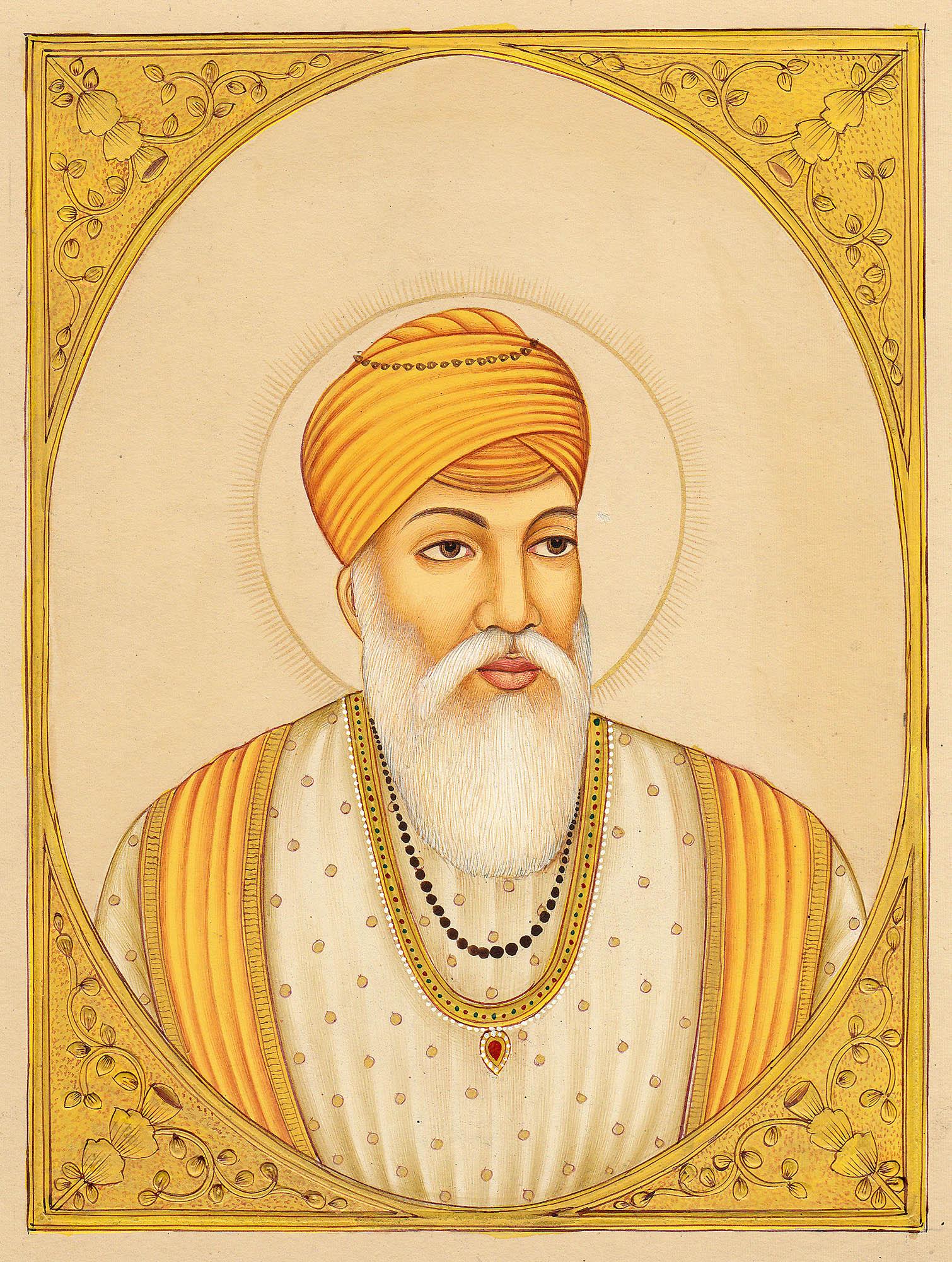 Guru Amar Das Ji Pictures
